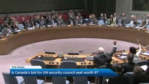 Is Canada's bid for a UN security council seat worth it?