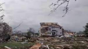 Tornado touches down in Ottawa area