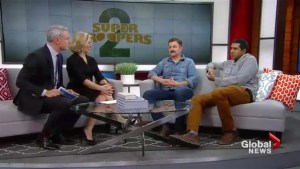 The cast of Super Troopers on finally filming the sequel