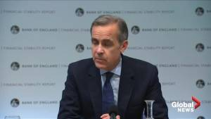 Extreme Brexit could be worse than financial crisis for UK: Mark Carney