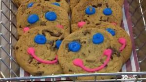 Buy a smile cookie, support Jim Pattison Children's Hospital Foundation