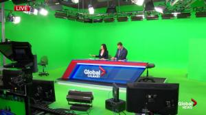 Global Calgary Doors Open YYC: The studio