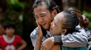 22 years a slave: Myanmar fisherman survives beating, shackling, years in jungle, to go home