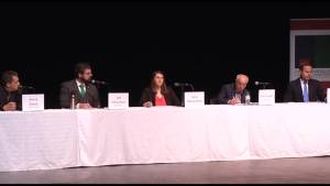 All candidates debate takes place in Port Hope