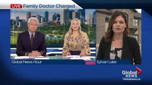 Residents of Sylvan Lake express shock after prominent doctor's arrest