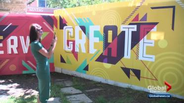 Instagrammable walls aim to spark inspiration, conversation