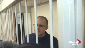 Ex-U.S. marine held by Russia for spying says his case is politically motivated