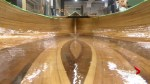 Hope floats on Riverdale High School canoe project