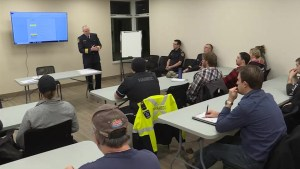 South Frontenac Township is on a recruitment drive to hire 25 volunteer firefighters