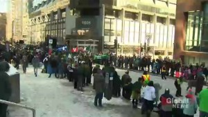 Big turnout for Montreal's 195th St. Patrick's Day parade