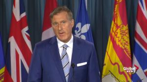 Bernier unloads on 'morally and intellectually corrupt' Conservatives
