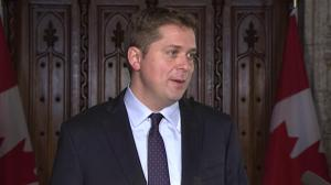 Ottawa's purchase of Trans Mountain project has 'failed' BC: Andrew Scheer