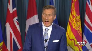 'Conservative Party has abandoned Conservatives': Bernier quits CPC