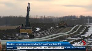 Kinder Morgan expects IPO to proceed despite B.C. Green-NDP deal