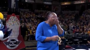 Pacers' Victor Oladipo stuns domestic abuse survivor with gift of a new car