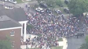 1 student shot, 1 arrested after shooting at Florida high school