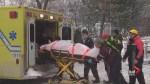 Man falls into Saint Lawrence River
