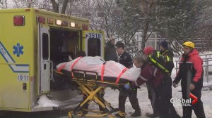 Man falls into Saint Lawrence River