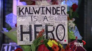 Vigil held for Granville nightclub employee killed in stabbing