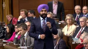 Liberals reaction to Oshawa GM plant closure questioned (01:04)