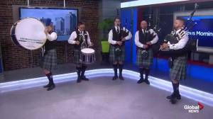 Dartmouth Pipe Band