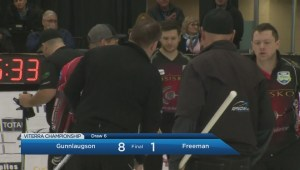 HIGHLIGHTS: Viterra Championship Gunnlaugson vs Freeman