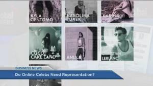 BIV: Local agency represents social media celebs