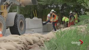 B.C. on flood alert