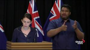 New Zealand shooting: PM confirms her cabinet will discuss gun laws