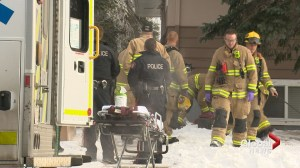 Calgary officers pepper-sprayed before finding man dead inside southeast home