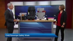 Is your child's car seat installed properly?