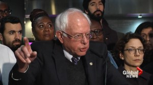Bernie Sanders reacts to Manafort, Gates indictment in Russia probe