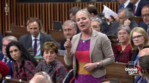 Catherine McKenna defends giving Loblaws $12M for new fridges