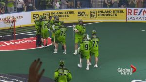 Offense grinds out win for Saskatchewan Rush