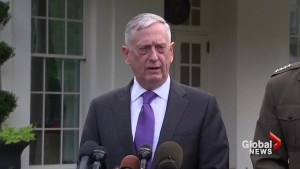 James Mattis: We are not looking for the annihilation of North Korea