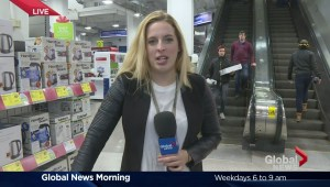 Montreal takes on Black Friday