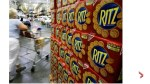 Certain Ritz cracker products now subject to a recall