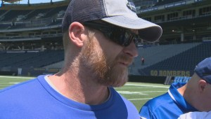 RAW: Blue Bombers Mike O'Shea Media Briefing – July 12