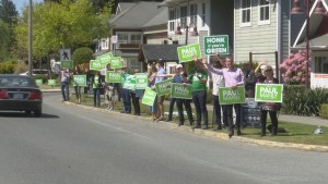 Nanaimo prepares for critical federal byelection