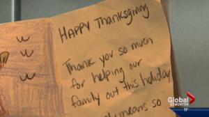 Red Deer woman's idea to give back this Thanksgiving spreads on social media