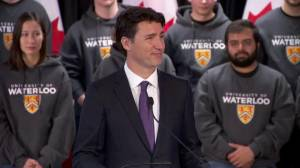 Trudeau announces funding for 'clean, innovative water technology' in Ontario
