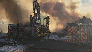 Fire at Fredericton home under construction deemed suspicious