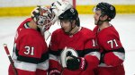 Crawford and Veronneau on Ottawa native's addition to team