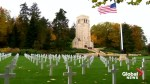 Trump absent from  wreath-laying ceremony at WWI cemetery