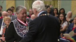 Sylvia Maracle appointed an officer of the Order of Canada