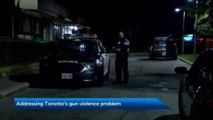 Addressing Toronto's gun violence problem