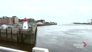 Saint John gets $12-million to repair its sea wall