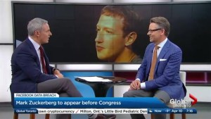 Mark Zuckerberg will appear before Congress