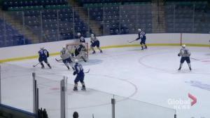 Saskatoon Blades training camp wraps