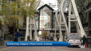 Renovating Calgary's Stephen Avenue Mall